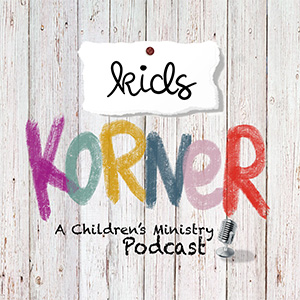 Kids Korner Podcast Logo